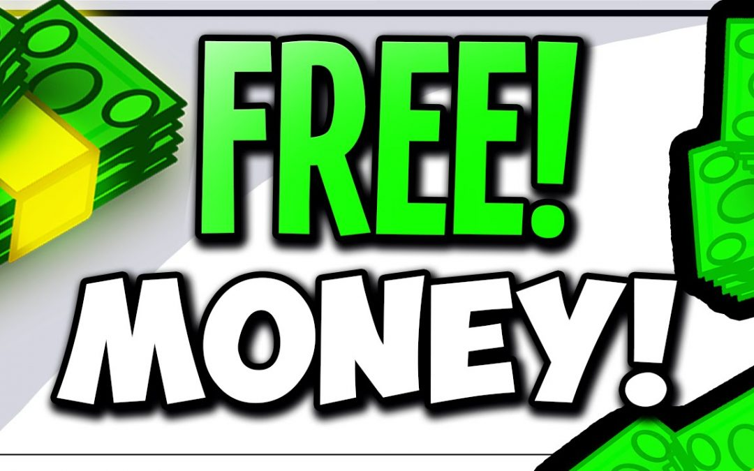 Free Money, Yeah Right……