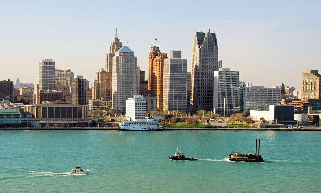 Detroit sets plans for recreational cannabis sales